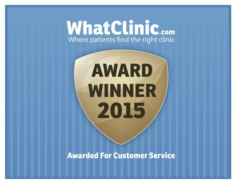 award winning physio 2015