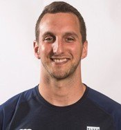 Ben Warburton Physiotherapist Cardiff Blues
