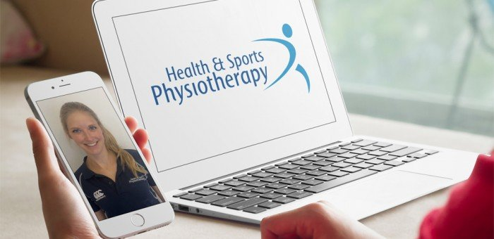 Tele-Health Physiotherapy Cardiff