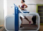 Alter G Treadmill physio clinic Cardiff South Wales